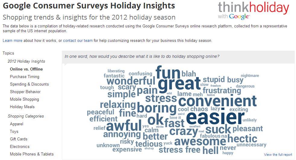 Google Consumer
