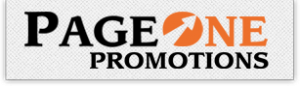 Pageonepromotions Logo