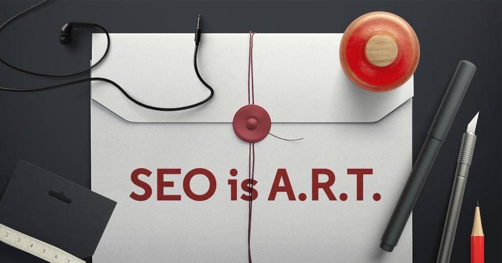SEO is ART