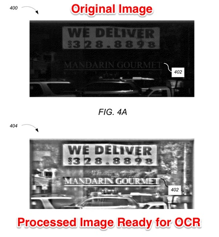Processed Image Ready OCR