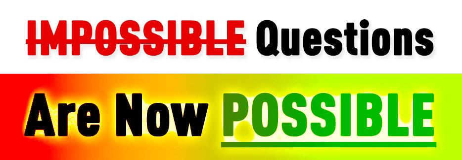 Neįmanoma klausimai