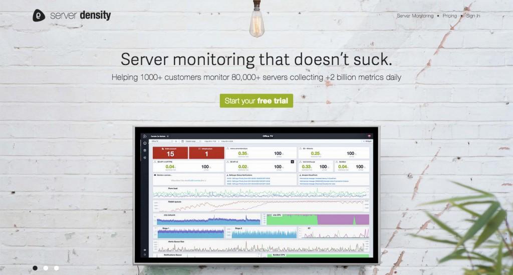 Serverdensity