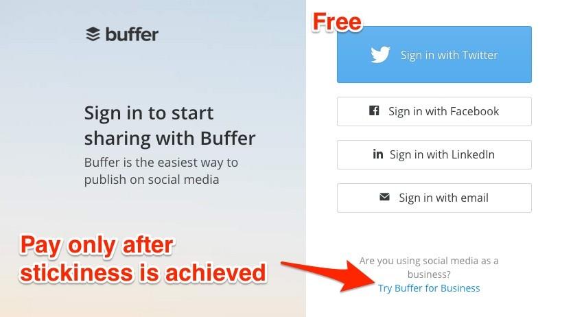 Bufferapp Free to Use