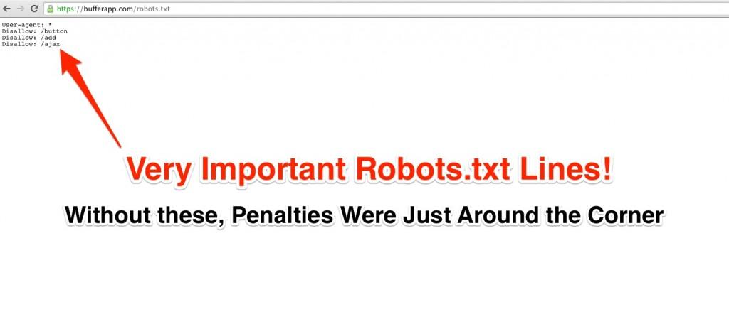 """""""Bufferapp Robotstxt"""""""