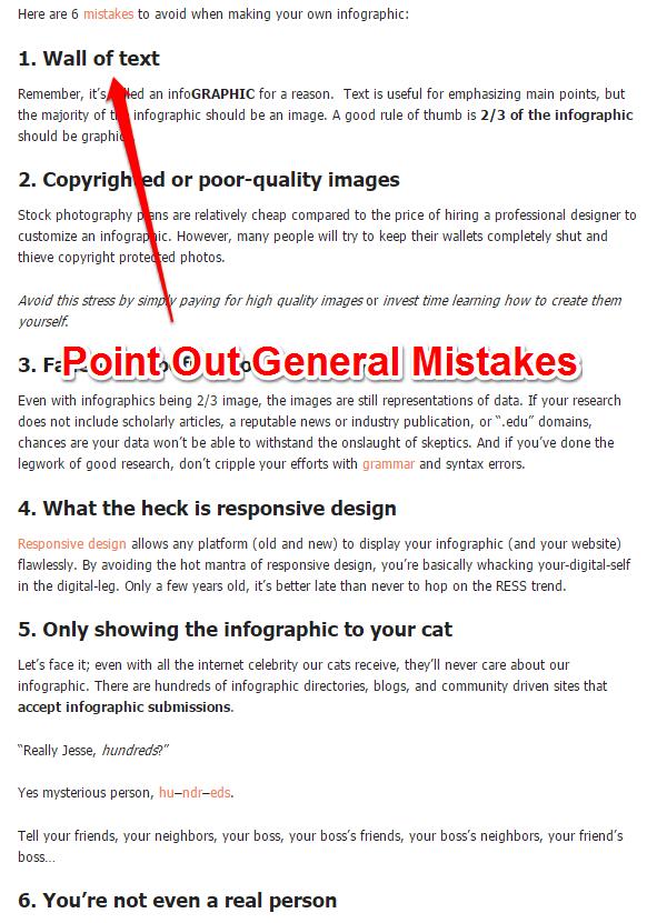 Už ir prieš - infografikos klaidos