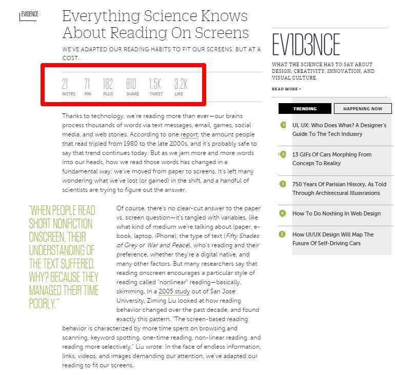 Statistika ir duomenys - internetinė skaitymo elgsena, pagrįsta moksliniais atradimais