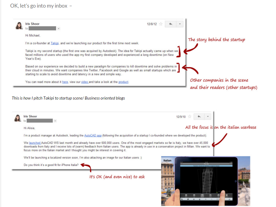 The Art of Emailing for Outreach