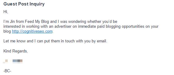 """Būkite aiškus apie savo ketinimus.  """"Shady"""" taktika neveikia su profesionalais - informavimo el. Laiškai"""