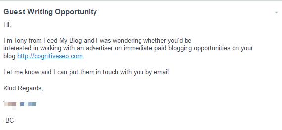 """Būkite aiškus apie savo ketinimus.  """"Shady"""" taktika neveikia su profesionalais - prasti informavimo el. Laiškai"""