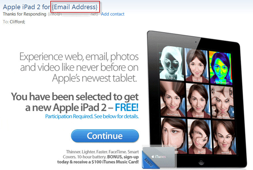 Avoid Affiliate Spam. Only Use the Emails of Your Contacts for What They Trusted You to