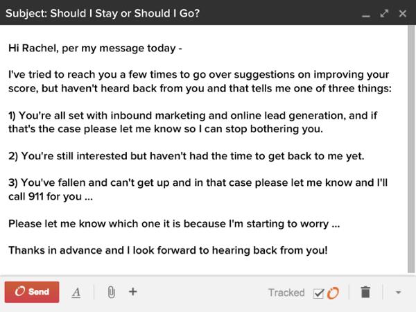 Sutelkite savo kopiją į kliento interesus, o ne į savo produktą