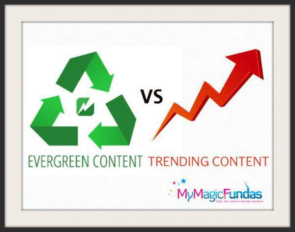 Marry Evergreen Content with Trending Posts to Boost Visibility