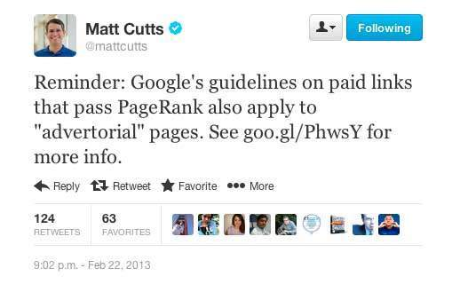 matt-cutts-تبلیغاتی-بروزرسانی