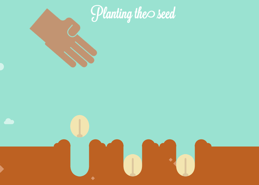 NowSourcing Planting the seed