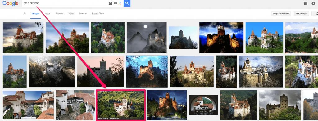 """Vaizdų paieška """"Google"""""""
