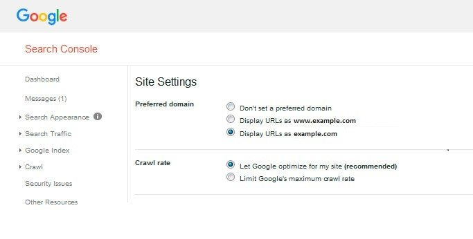 Site-settings-search-console