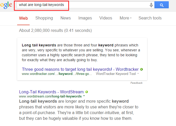 what-are-long-tail-keywords