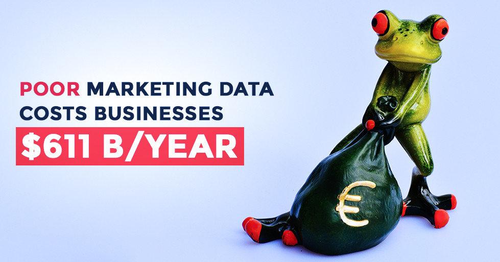Prasti rinkodaros duomenys internetinėms įmonėms kainuoja 611 mlrd. USD per metus