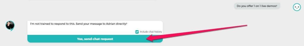 ChatBot Marketing AI