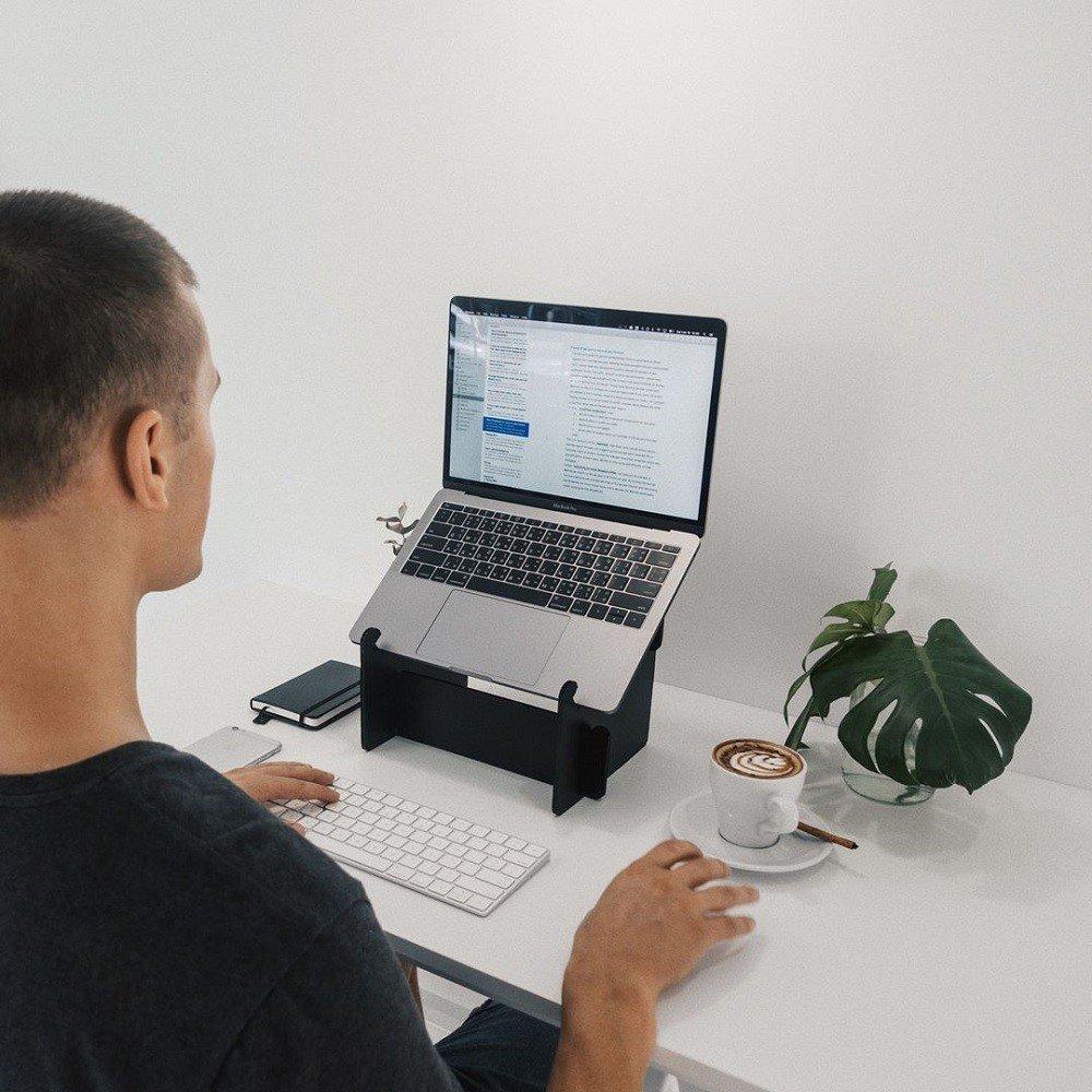 Tomas Laurinavicius' work desk