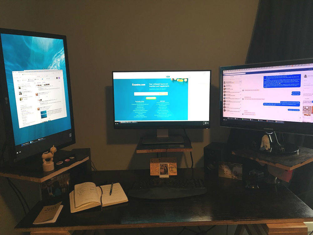Sol Orwell's work desk1