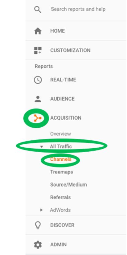 Google analizė