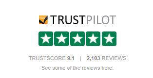 good trustpilot reviews for a spammy link site