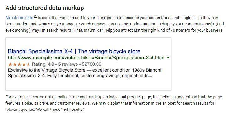 structured-data-markup-google