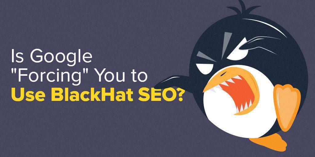 """Ar """"Google"""" verčia jus naudoti """"BlackHat"""" SEO"""
