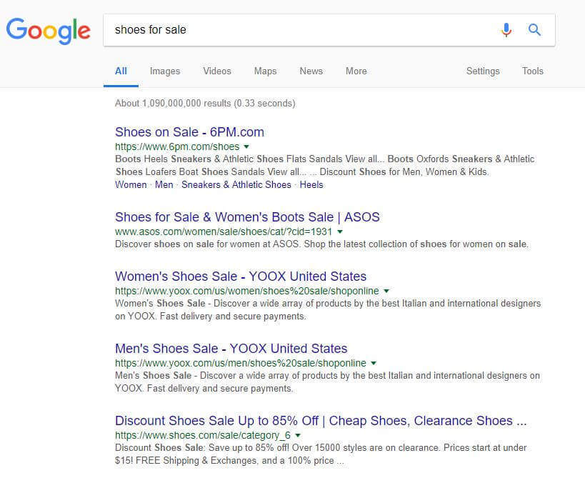 meta descriptions matter for ctr seo
