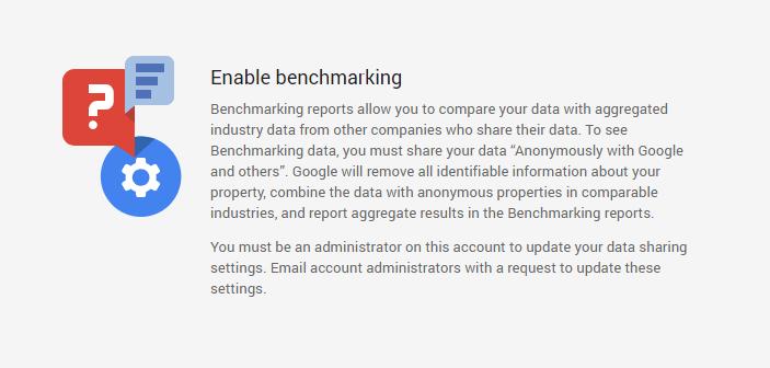 Enable benchmarking