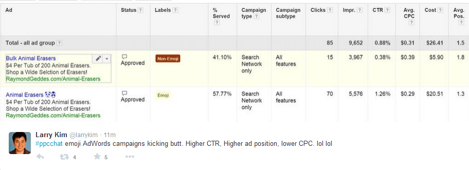 emoji-in-adwords-ads-example