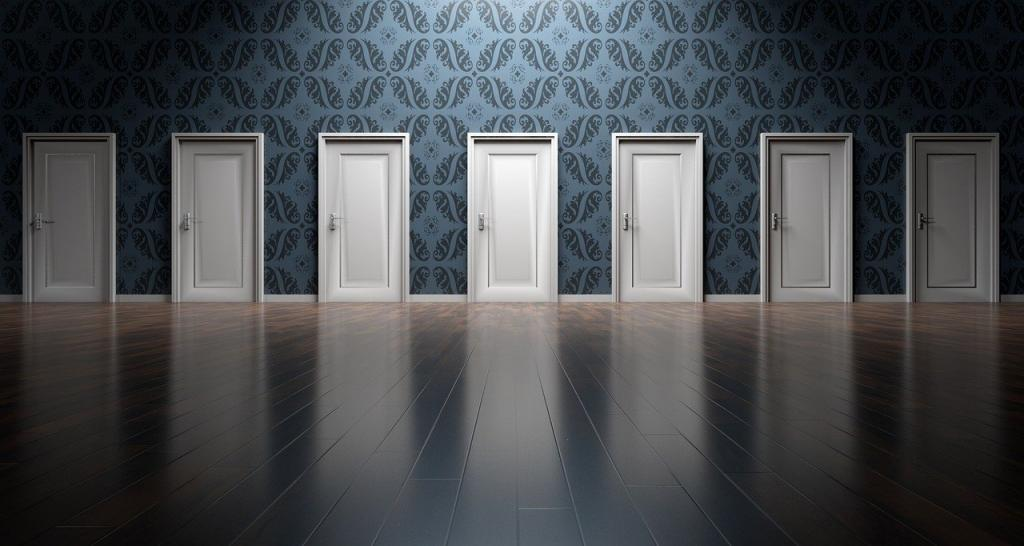 Doorways are sites or pages created to rank highly for specific search queries