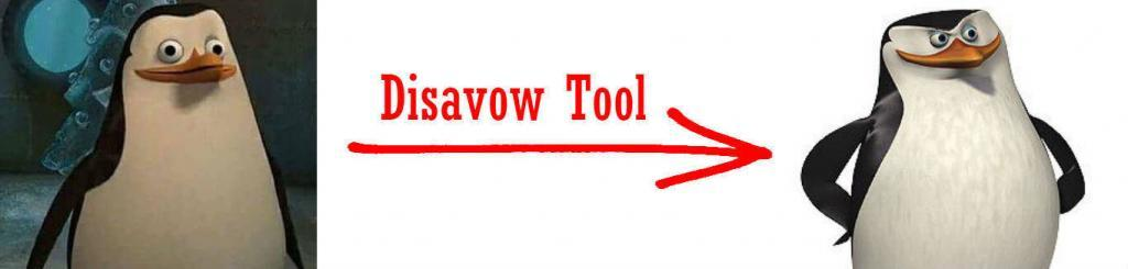 disavow tool improves penguin