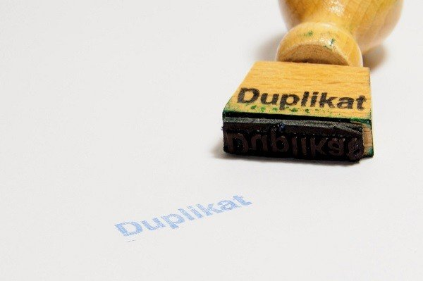 duplicate content penalty seo
