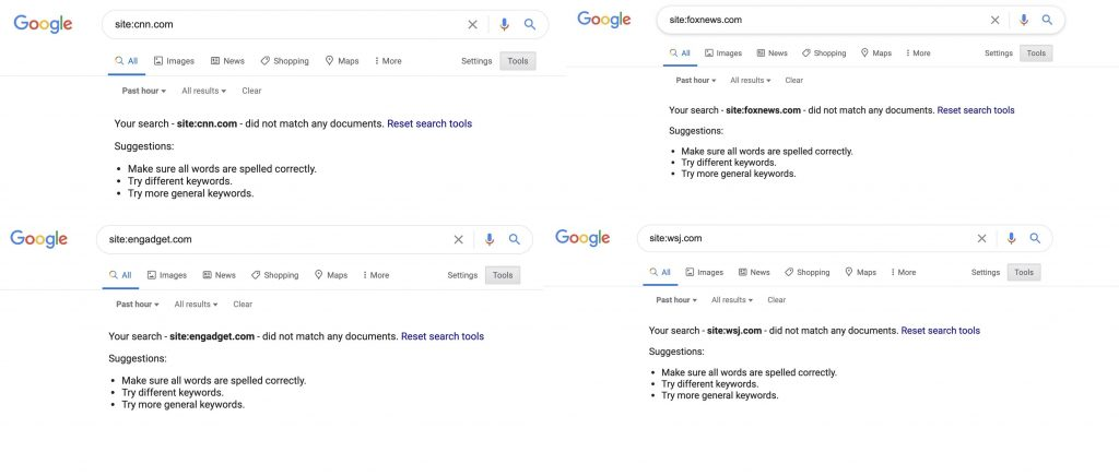 indexing issues big sites